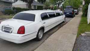 2000 Lincoln Town Car executive Berline