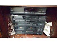 Sony XO-D3 hi fi system