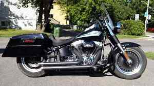 Harley Davidson Fat Boy 2010 avec suspension de Lo