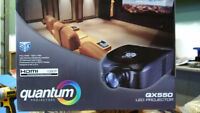 QUANTUM QX550 LED PROJECTOR