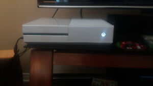 Xbox one white edition for sale