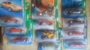 Hot Wheels treasure hunts and other chase cars