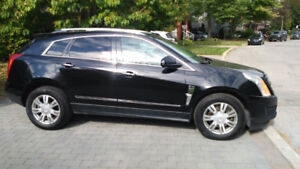 2010 Cadillac SRX 3,0 Luxury AWD VUS