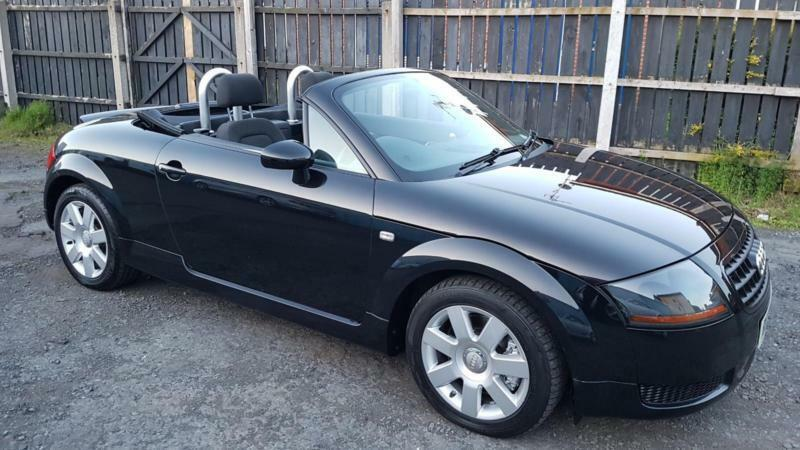 TRULY OUTSTANDING THE ULTIMATE AUDI TT ROADSTER CONVERTIBLE - 2006 audi tt