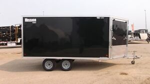 2016 Mission Trailers 101X18' MES SNOW CARGO