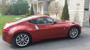 2013 Nissan 370Z Touring Coupe incl extended warantee til 2020