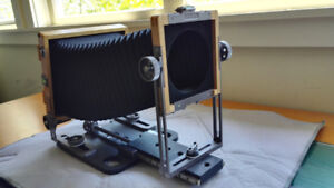 New in Box Chamonix 4x5 Field Camera
