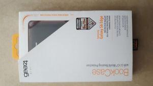 Galaxy S6 edge bookcase case étui protection cellulaire gear4