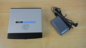 Cisco Linksys SLM2008 8Ports Gigabit Smart Switch with PD/AC