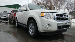 2011 FORD ESCAPE LIMITED MINT PRICED TO SELL ONL 7500 FIRM