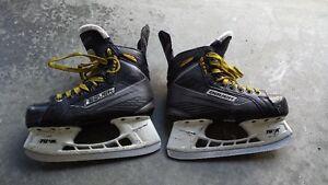 patins et épaulettes
