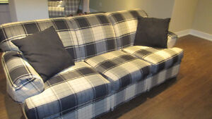 Lexington Sofa & Love Seat