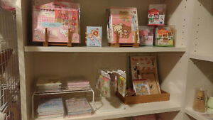 Sanrio Stationary paper papeterie Cute Kawaii Gift Japanese