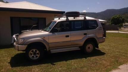 Toyota LandCruiser Prado GXL(4x4) 1998 with bed and camping gear!