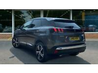 2018 Peugeot 3008 SUV 1.6 THP GT Line EAT (s/s) 5dr Auto SUV Petrol Automatic