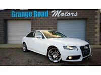 2010 AUDI A4 2.0 TDI S LINE SPECIAL EDITION 4D 141 BHP DIESEL