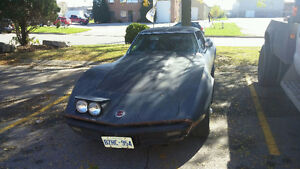 putting my corvette up for sale/trade