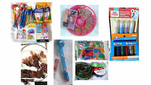 Huge lot of crafts,beads supplies