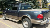 Ford F-150 Super-Crew King Ranch (2002)