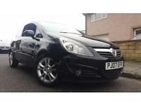 2007 07 VAUXHALL CORSA 1.2i 16V SXi 3 DOOR.VERY VERY NICE EXAMPLE.ANY PX WELCOME