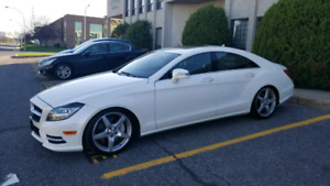 2012 Mercedes cls 550 amg package