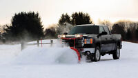Snow clearing services!