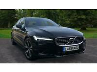 Volvo S60 T8 Hybrid R Design Plus AWD Au Auto Saloon Petrol/Electric Automatic