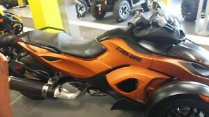 2011 Can-Am Spyder RS-S SM5