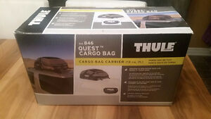 Brand New (boxed) - Thule 846 Quest Rooftop Cargo Bag