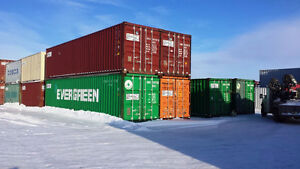 New and Used Sea Containers for Sale and Rent!!