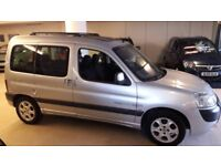 Peugeot Partner 2.0HDi Quiksilver only 3 owners From new 01603 622313