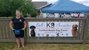 NEW SEPTEMBER GROUP CLASSES Dog Obedience Group Classes