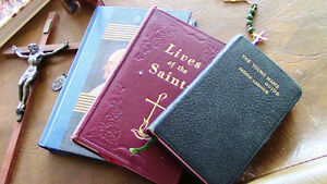 Religious Items, Books, Rosary, Cross, Medals Kitchener / Waterloo Kitchener Area image 6