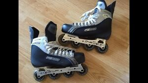 Bauer Nike Performance rollerblades size 11