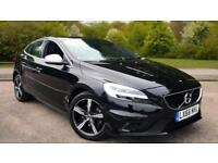 2016 Volvo V40 T2 120hp R Design With DAB Rad Manual Petrol Hatchback