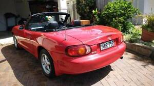 2004 Mazda MX-5 Coupe Glenwood Blacktown Area Preview