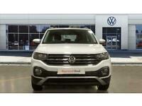 2020 Volkswagen T-Cross 1.0 TSI 115 SE 5dr DSG Petrol Estate Auto Estate Petrol