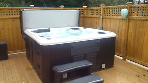 Self-cleaning Hydropool Hot tubs 670 Gold  6-7 persons