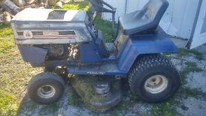 Tracteur défectueux