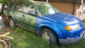 Saturn VUE (AS IS) Best Offer takes it