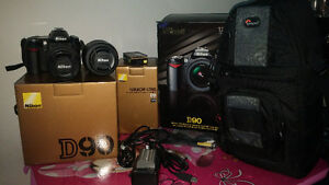 Nikon D90 VR For Sale