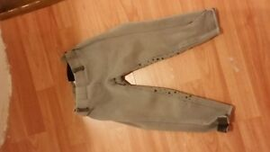 size 4 toddler breeches