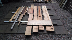 cabinet grade lumber & other