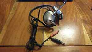 Logitech headset with mic