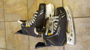 Junior size 8 hockey skates