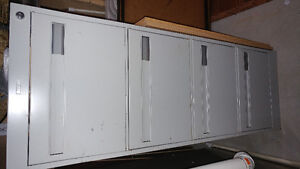 Cole heavy duty 4 drawer file cabinet
