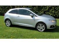 2009 SEAT Ibiza 1.4 SE 3dr HATCHBACK Petrol Manual
