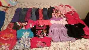 Girl clothes for sale