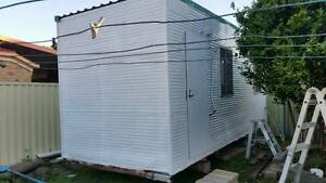 20ft Donga site shed Banyo Brisbane North East Preview