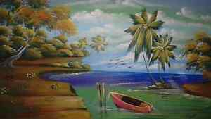 Dominican Republic Painting